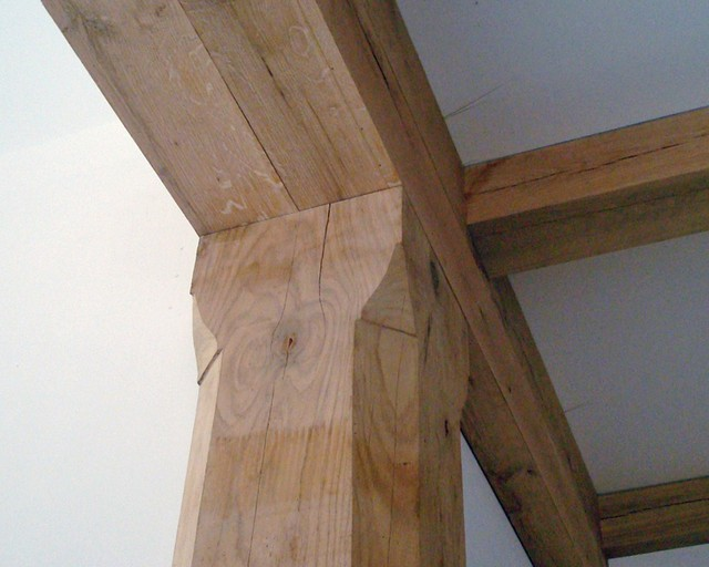 Heavy Timber Beams And Posts New And Antique Components