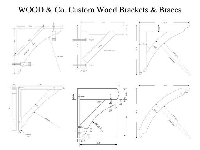 Heavy Timber Brackets And Braces Residential Commercial