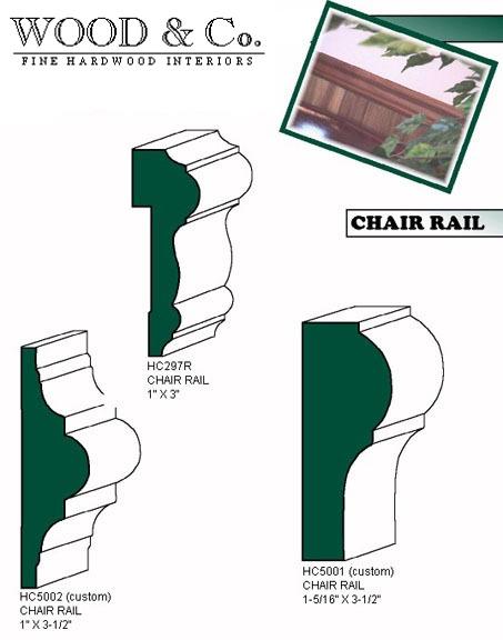 28 wood chair rail profiles wood moldings wood amp co fine