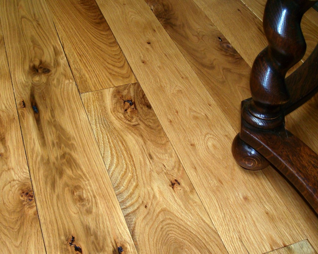 Wide Plank Solid Wood Flooring Add Beauty And Value