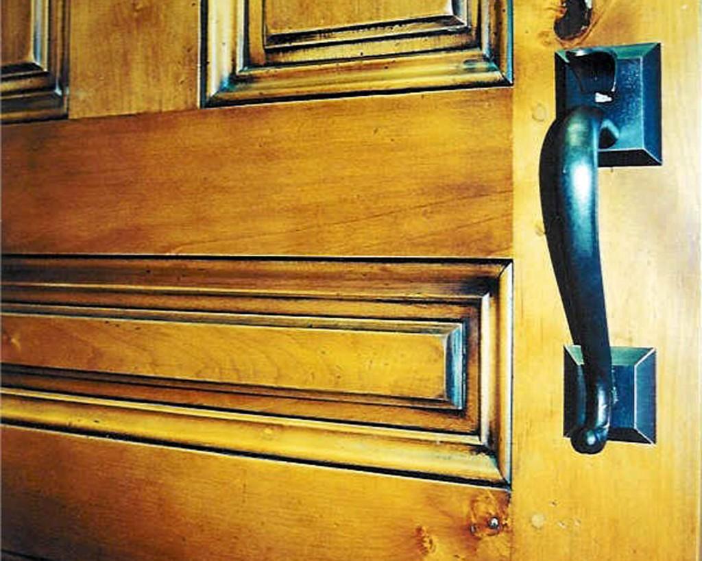 Custom Built Doors Atlanta Unique Hardwood Entry