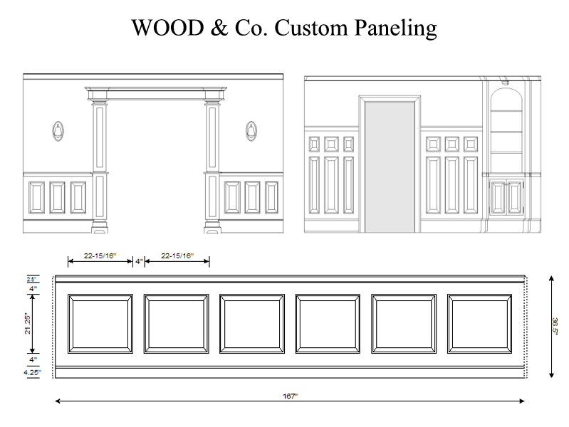 Hardwood Wall And Ceiling Paneling Atlanta Create A