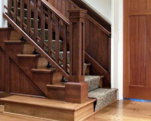 Stair - QS Oak Floor - Web
