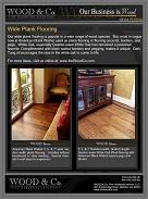 e-mail Floor Brochure