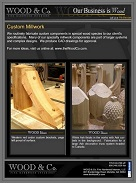 e-mail Millwork Brochure