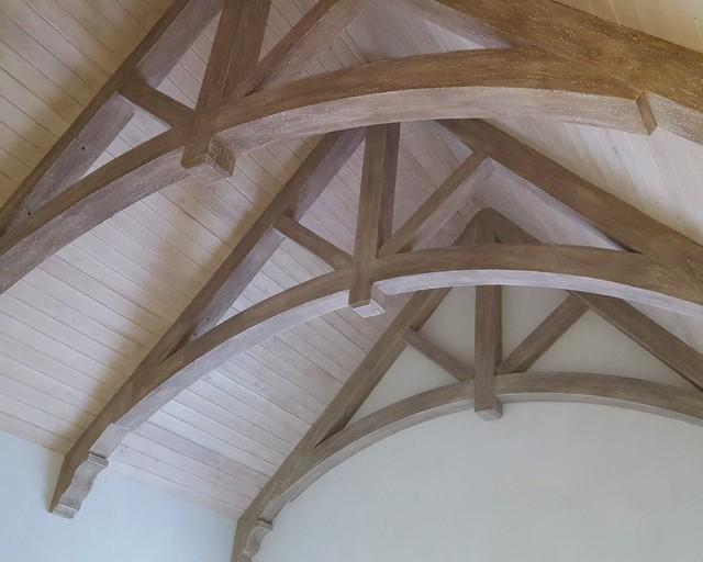 Heavy Timber Trusses Atlanta, GA | Structural & Decorative